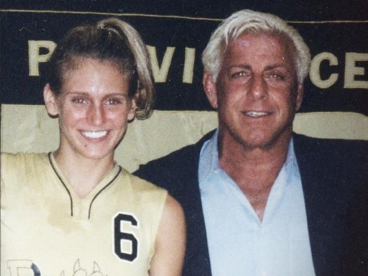 The Queen with The Nature Boy
