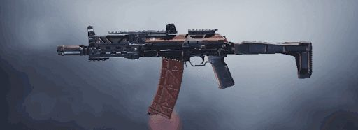 AKS-74U is a great SMG for beginners