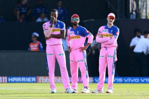 Rajasthan Royals had finished at the seventh position in IPL 2019 (Image Courtesy - IPLT20/BCCI)