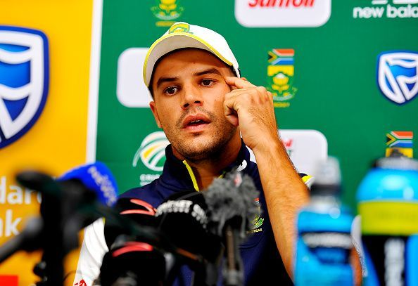 South African opener Aiden Markram had not performed well in the first two matches of the series