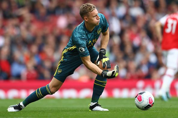 Leno kept his side in the game with some spectacular saves