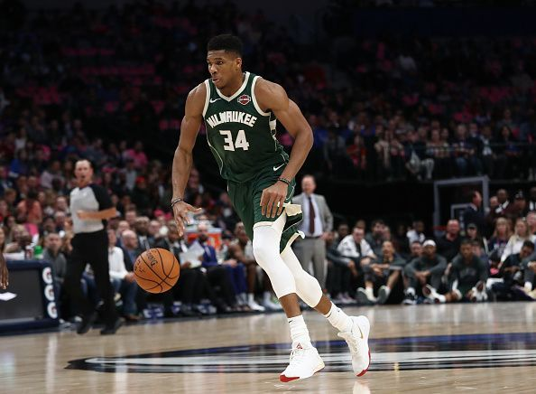 Giannis Antetokounmpo will play a major role in the Bucks