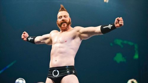Sheamus last competed in a match six months ago