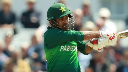 Pakistan captain Sarfraz Ahmed