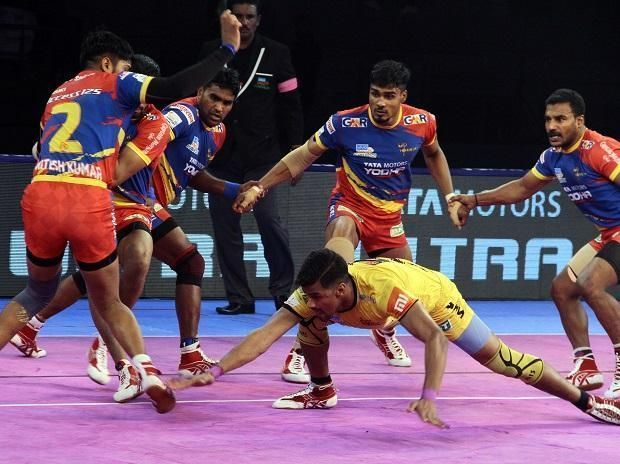 UP Yoddha finished third on the points table at the end of the league stage