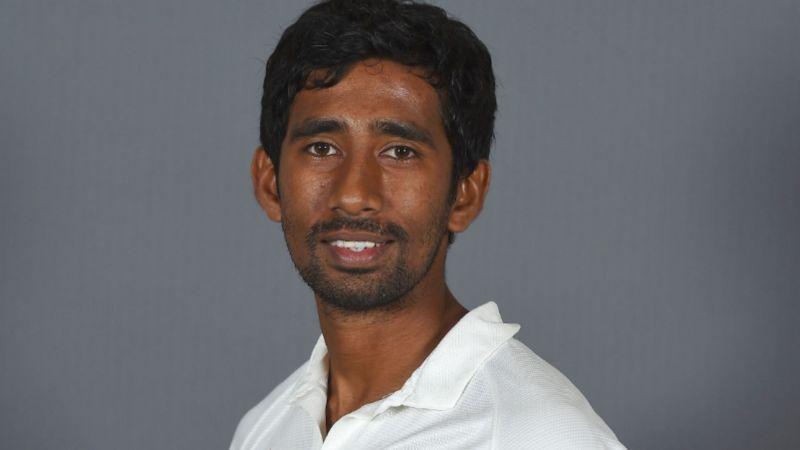 India wicketkeeper Wriddhiman Saha