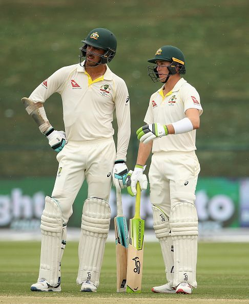 Pakistan v Australia: 2nd Test - Day Four