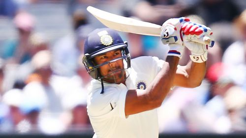 Mayank Agarwal scored another century against South Africa