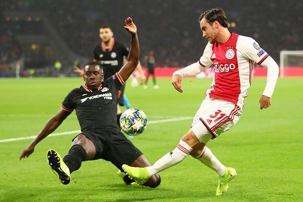 Ajax 0 1 Chelsea Hits And Flops Uefa Champions League 2019 20