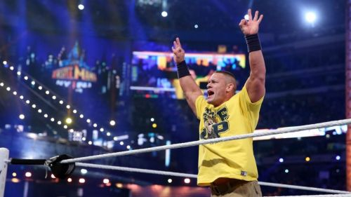 Do you want to see John Cena as a champion again?