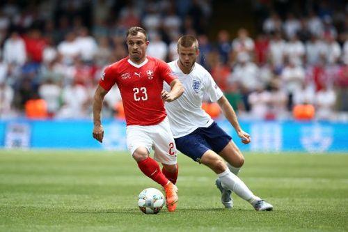 Switzerland v England - UEFA Nations League Third Place Playoff