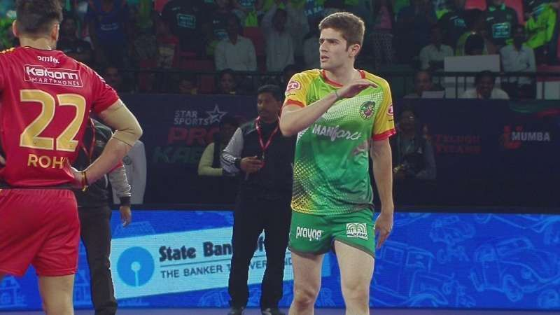 Abolfazl Maghsoudlou had made a name for himself while playing for Patna Pirates