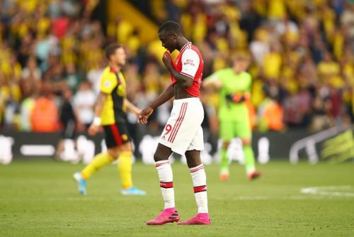 Nicolas Pepe is a long way from justifying the transfer fee Arsenal have paid to sign him.