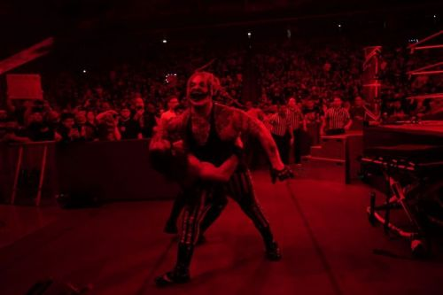 The Fiend at WWE Hell in a Cell