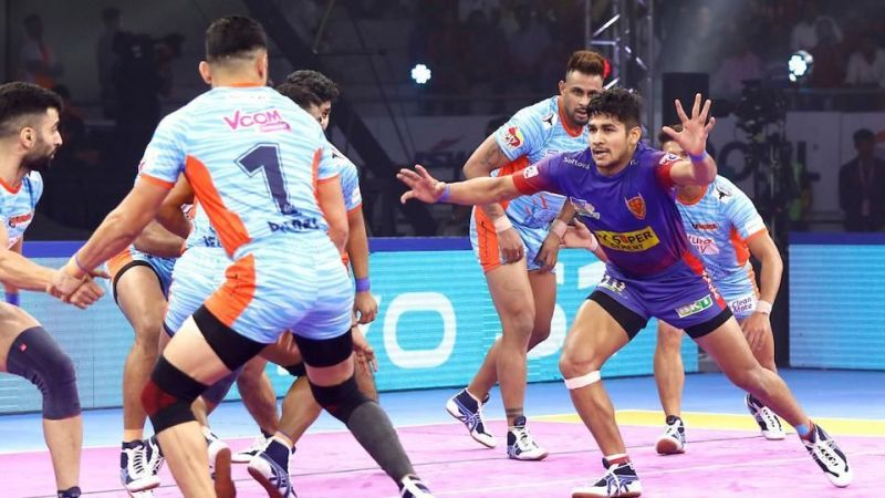 Dabang Delhi lost the match when they gave away the massive lead to Bengal