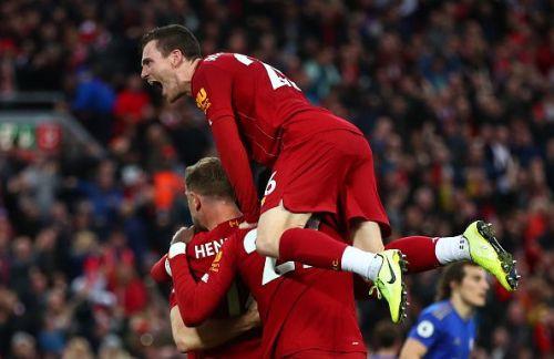Liverpool could thrash Man United on Sunday