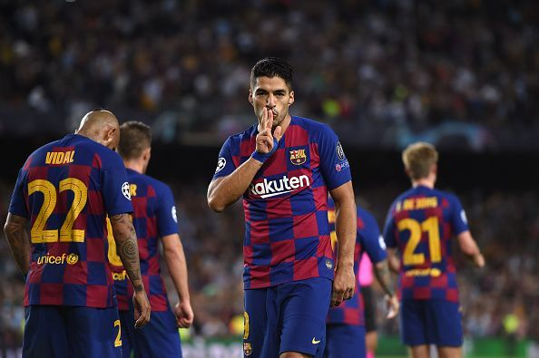 Barcelona completed a comeback victory