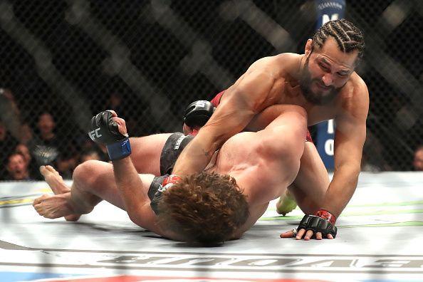 UFC 239 Masvidal v Askren
