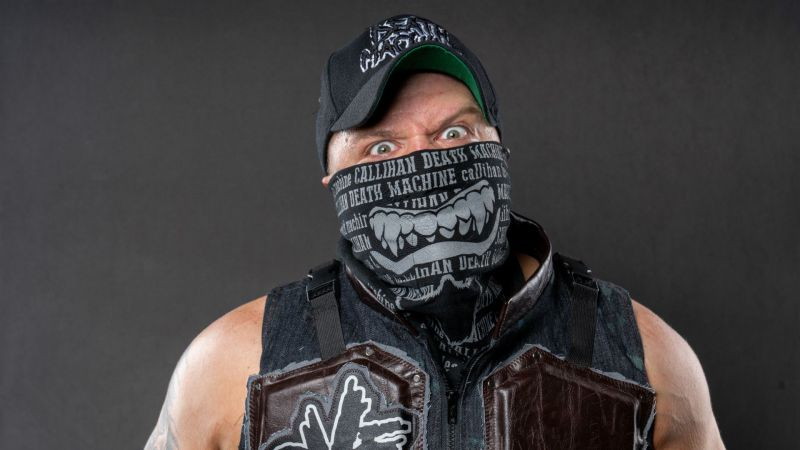 Sami Callihan opened up to us about being