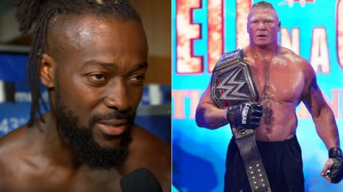 Kofi Kingston's WWE Championship reign ended in dramatic fashion