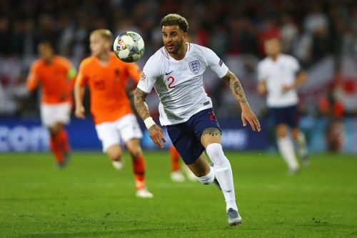 Kyle Walker has now been left out of the last two England squads