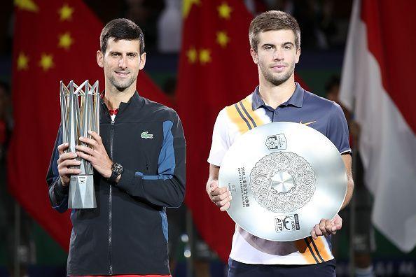 2018 Rolex Shanghai Masters - Day 8