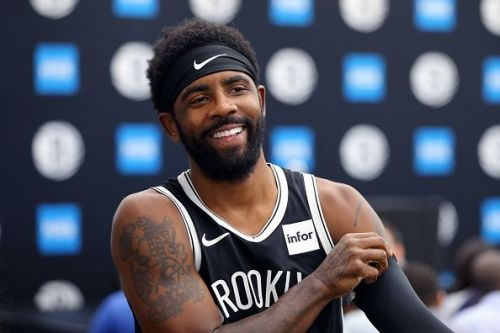 Kyrie Irving should be fit for the Nets' season opener