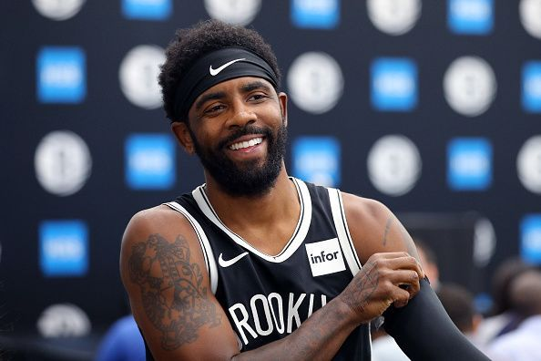 Kyrie Irving should be fit for the Nets