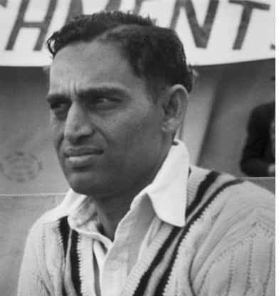 पूर्व भारतीय क्रिकेटर हेमू अधिकारी!