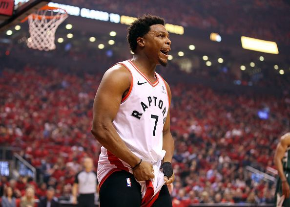 Kyle Lowry has extended his stay with the Toronto Raptors until 2021