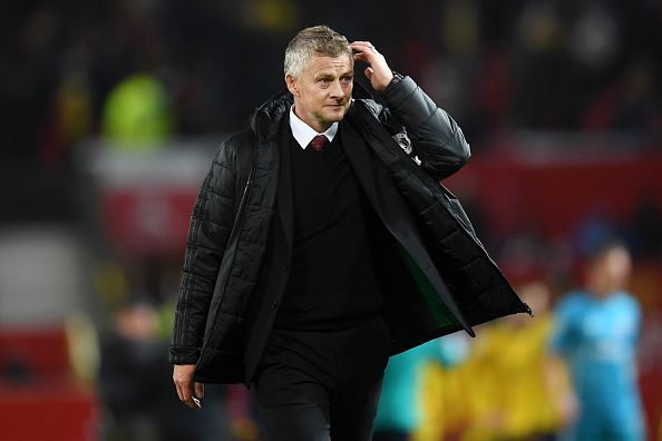 Solskjaer is running out of time at Manchester United.