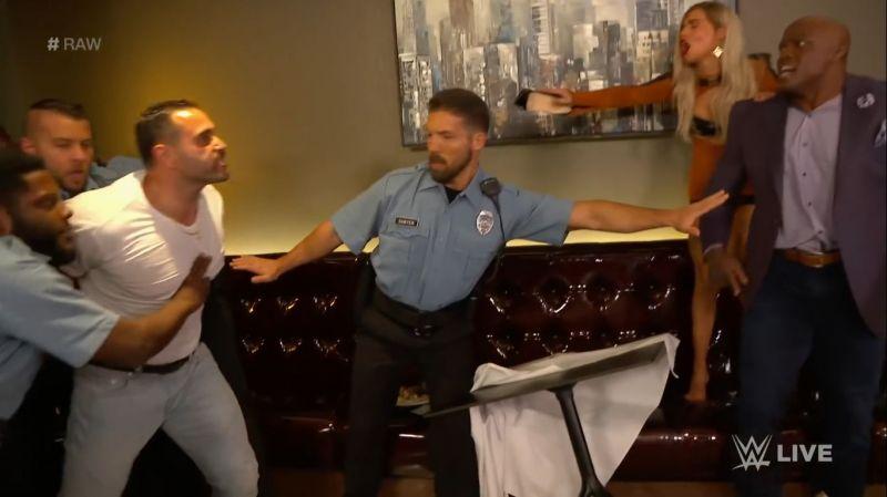 Rusev gets arrested
