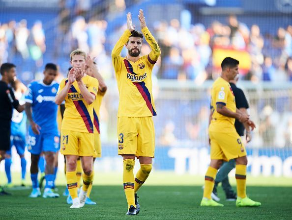 Can Barcelona continue their dominance at home?