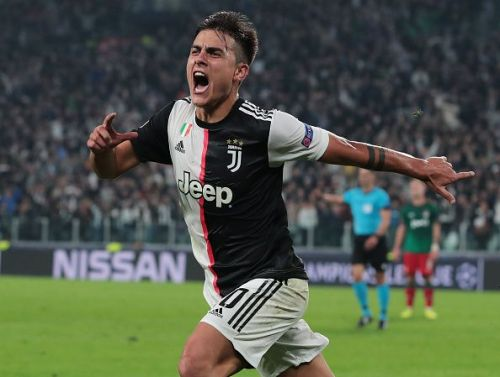 Two goals in two minutes from Paulo Dybala stole the show in Turin