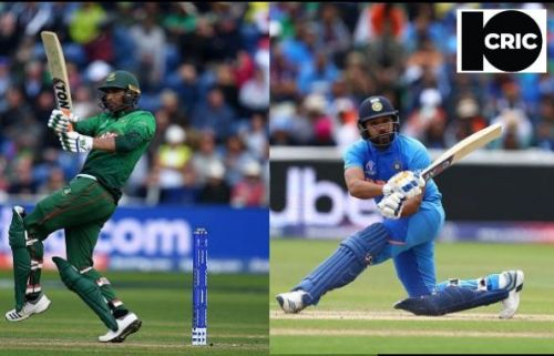 India vs Bangladesh: Article Sponsored by 10CRIC