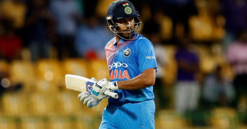 Rohit Sharma could lead the side in Kohli