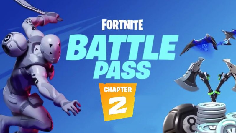 Image result for fortnite chapter 2 battle pass