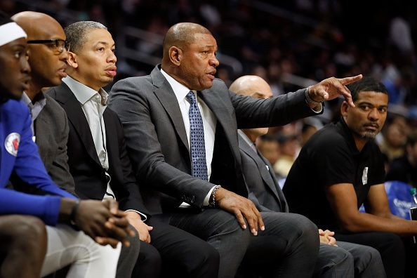 Doc Rivers will lead a Clippers team that begins the new season as favorites