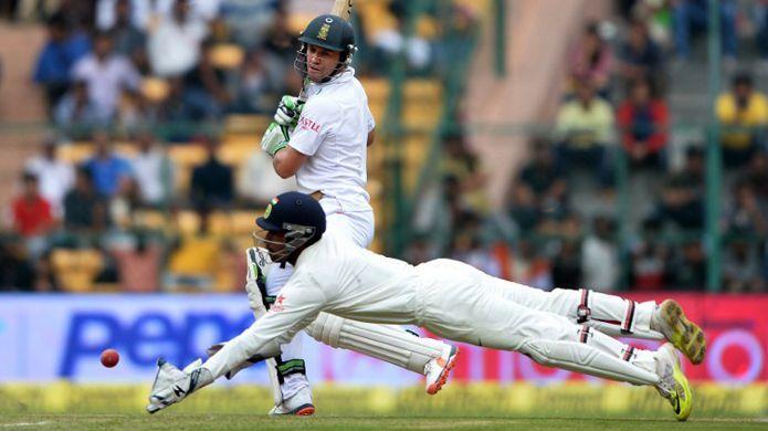 Wriddhiman Saha is back as India