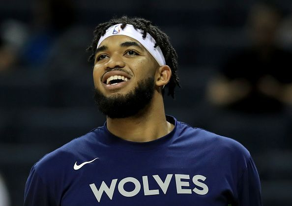 Karl-Anthony Towns has made an excellent start to the sea