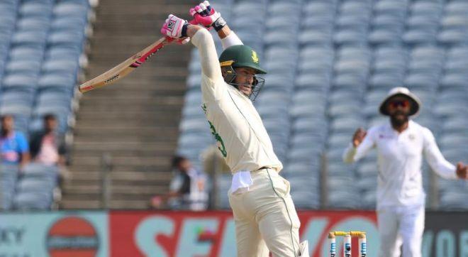 दक्षिण अफ़्रीकी बल्लेबाज टिक नहीं पाए