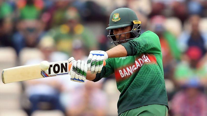 Bangladesh all-rounder Mahmudullah