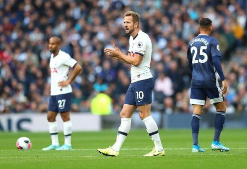 Plenty for Harry Kane to ponder as Tottenham Hotspur failed to win again