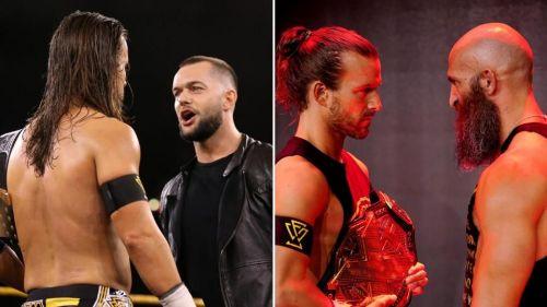 पूर्व NXTचैंपियन फिन बैलर ने धमाकेदार अंदाज में वापसी की