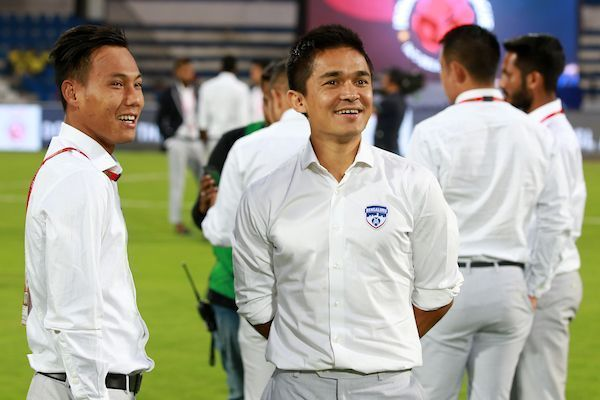 The familiar duo of Sunil Chhetri and Udanta Singh are joined by Ashique Kuruniyan in the BFC attack this season