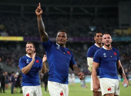 France v Argentina - Rugby World Cup 2019: Group C