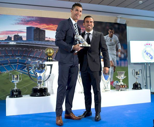 Cristiano Ronaldo is now 35 goals short of Gerd Muller