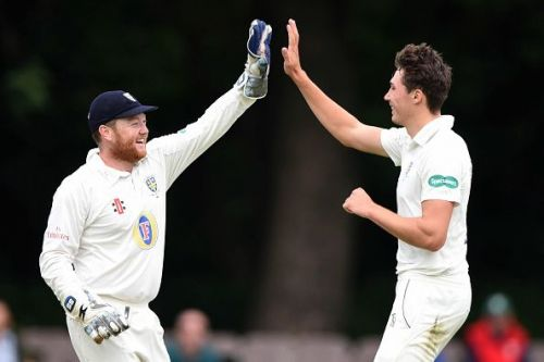 Derbyshire v Durham - Specsavers County Championship: Division Two