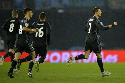 Cristiano Ronaldo won the Copa del Rey twice in his time in Spain.