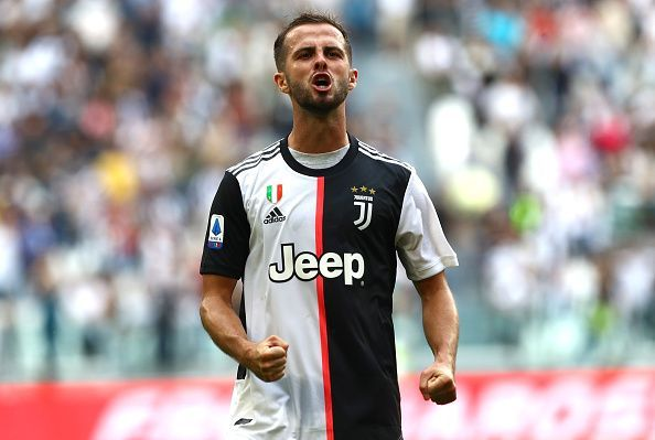 Pjanic is coming into some goalscoring form